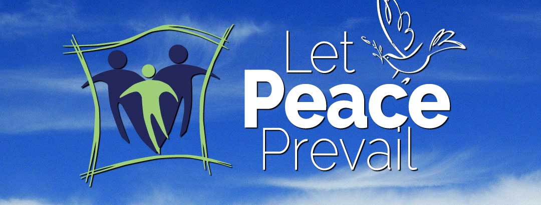 let peace prevail